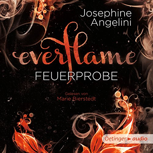 Feuerprobe audiobook cover art