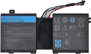 ノートパソコンのバッテリー2F8K3 M18X Laptop Battery for Dell Alienware 17 R1 17X M17X-R5 18 R1 18X M18X-R3 Series 02F8K3 KJ2PX 0KJ2PX G...