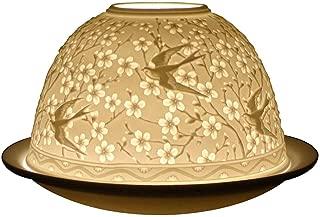 Light Glow Photophore en forme de d/ôme Motif licorne