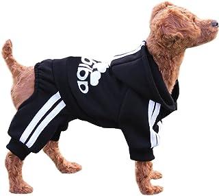venta al por mayor calidad perfecta vívido y de gran estilo SamMoSon Pets Costume,Dog Clothes Hoodie Warm Sweatshirts Coat ...