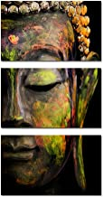 vertical triptych