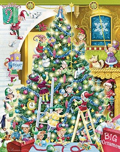 Seeking Santa Advent Calendar & Game (Countdown to Christmas)