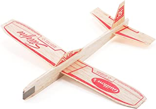 Starfire Balsa Wood Glider Plane