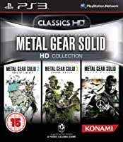 Metal Gear Solid HD - Collection (PS3) (輸入版)