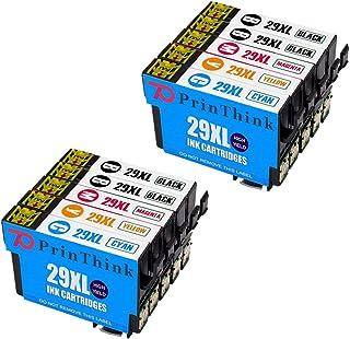 PrinThink 29XL Reemplazo para Epson 29 29XL Cartuchos de Tinta Alta Compatible con Epson Expression Home XP-235 XP-245 XP-247 XP-330 XP-332 XP-335 XP-342 XP-345 XP-430 XP-432 XP-435 XP-442 XP-445
