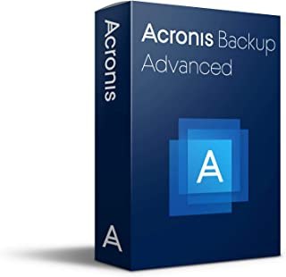 Acronis   PCAYLPZZS11   Backup 12.5AdvancedWorkstation License incl. AAP ESD