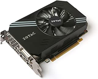 ZOTAC Geforce GTX 1060 6GB Single Fan グラフィックスボード VD6096 ZTGTX1060-GD5STD/ZT-P10600A-10L