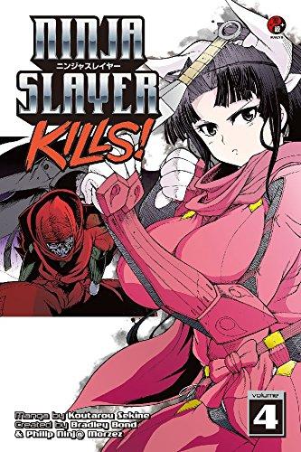 Ninja Slayer Kills Vol. 4 (English Edition)