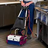 Minuteman Port A Scrub Floor Cleaner With Transport Cart