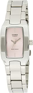ساعة كاسيو للنساء LTP-1165A-4C- انالوج، رسمية كاسيو ساعة للنساء LTP-1165A-4C- انالوج، رسمية