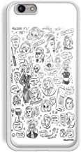 mulder it's me the x files character for iPhone 6/6s White case