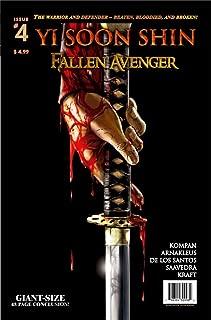 Yi Soon Shin: Fallen Avenger #4