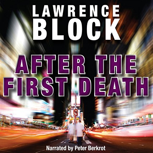 After the First Death audiobook cover art