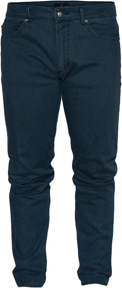Navigare, jeans uomo calibrato regular,91% cotone 6% elastan,elasticizzato NV51081AD