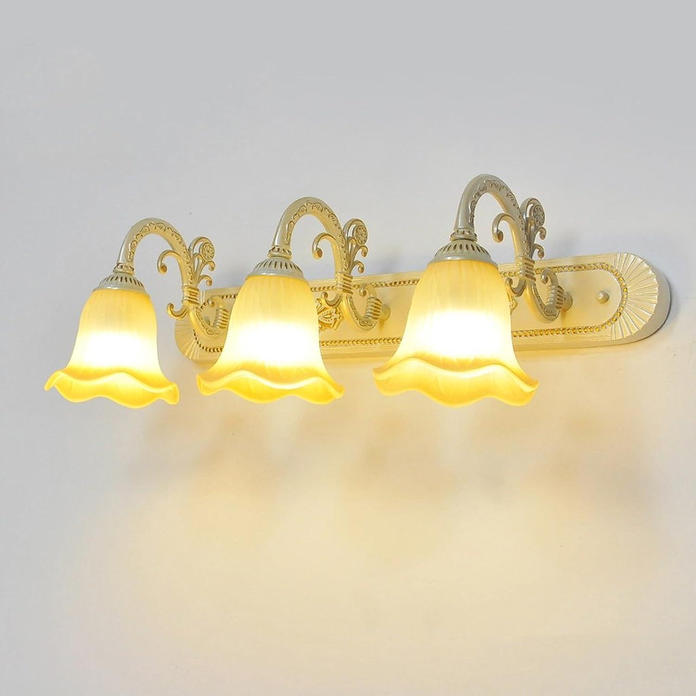 Fu Man Li Trading Company Europische kreative Studie Glas-Nachttischlampe A+