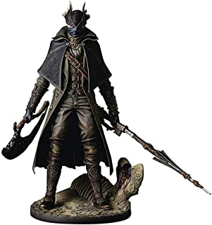 BODAN Bloodborne - Hunter Figma(Old Hunter) Action Figure / Statues Model Doll Horror Collection Gifts - PVC 12