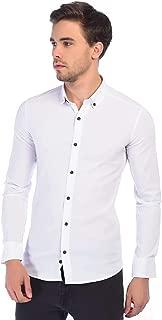 Manche Beyaz Bengalin Gömlek | Me19S133150