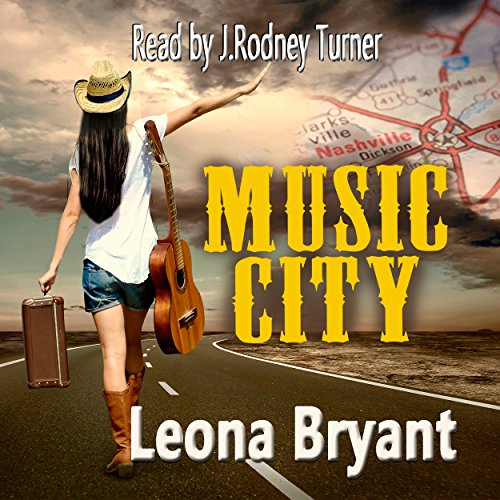Music City audiobook cover art