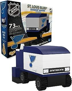 OYO Sports NHL Buildable Zamboni St. Louis Blues