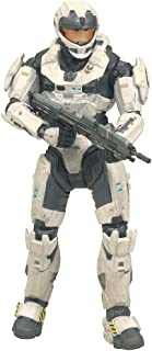 McFarlane Toys Halo Reach Series 2 - Spartan CQC Custom (Male) Action Figure White/White