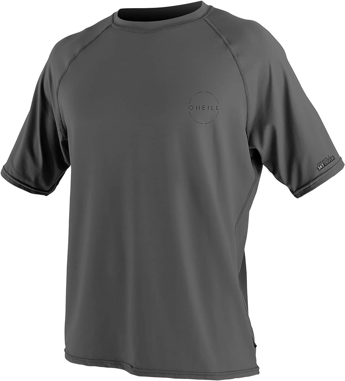 O'Neill Men's Atlanta Mall 24-7 Traveler Houston Mall Upf Short Sun Sleeve 50+ Shirt