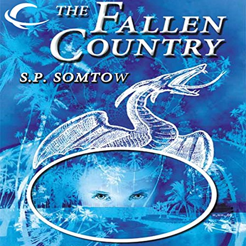The Fallen Country audiobook cover art