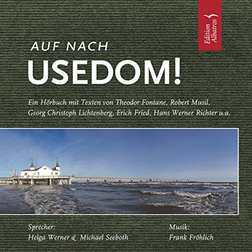 Auf nach Usedom audiobook cover art