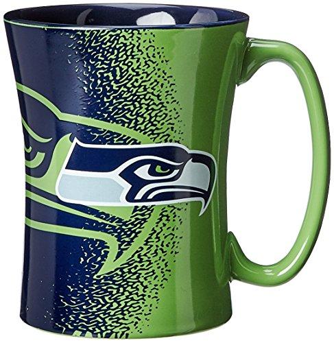 NFL Seattle Seahawks Mokka-Tasse, 400 ml