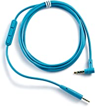 Bose Quiet Comfort 25 Headphones Inline Mic/Remote Cable for Apple Devices - Blue
