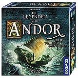 """KOSMOS 692346 Die Legenden von Andor - Teil II Die Reise in den Norden, Erweiterung für das Grundspiel """"Die Legenden von Andor"""", ab 10 Jahren, Fantasy-Brettspiel"""