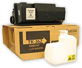 Kyocera TK-362 1T02J20US0 FS-4020DN Toner Cartridge (Black) in Retail Packaging