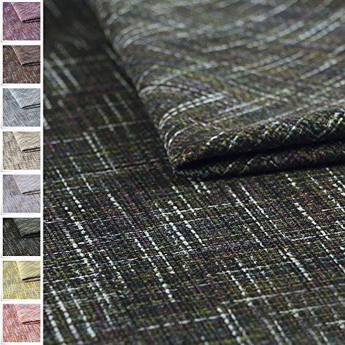 Pure Textilien Webstoff Strukturstoff Vinci - Möbelstoff Polsterstoff 0,5lfm 140cm breit - Muster 22