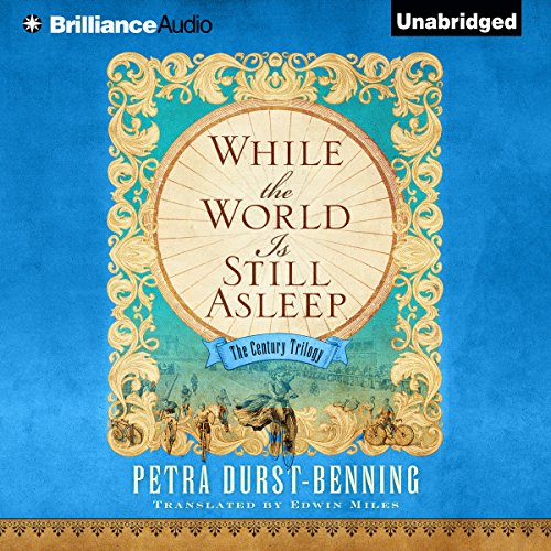 While the World Is Still Asleep audiobook cover art