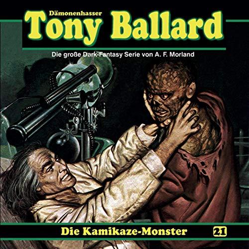 Couverture de Die Kamikaze-Monster