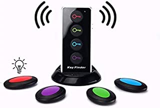 $49 » One For Four Keys Anti-lost Device Electronic Pager Elderly Finder Wireless Anti-lost Device Find Things Finder