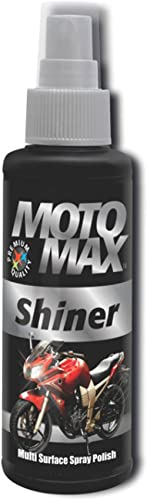 Motomax Shiner Multi Surface Spray Polish for Car & Bikes