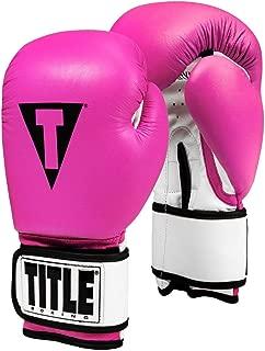 Title Boxing Premier Leather Super Bag Gloves 2.0