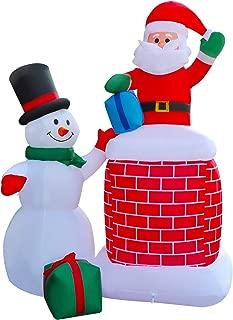 Best santa in chimney Reviews