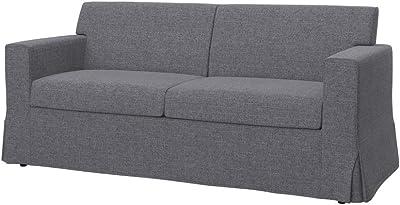 Soferia - Funda de Repuesto para sofá Cama IKEA VILASUND con ...