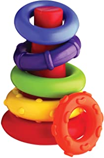 Playgro Rock N' Stack Shape Sorters & Stackers, Multicolor