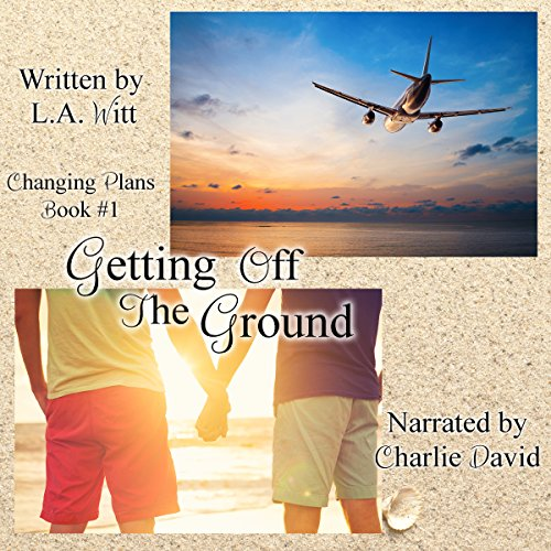 Getting Off the Ground Audiobook By L.A. Witt cover art