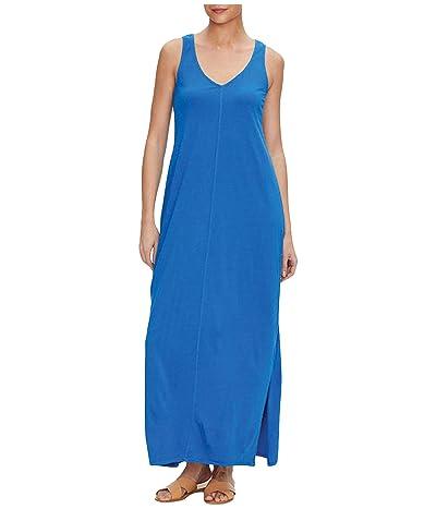 Michael Stars Trina Cotton Modal V-Neck Maxi Dress Women