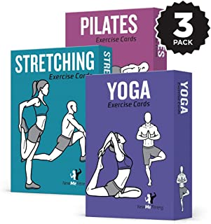 3-Pack Exercise Cards