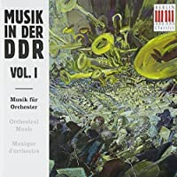 Music in the Gdr 1 by Kochan (2005-10-01)