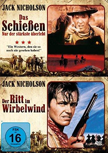 Jack Nicholson - Das Schießen / Der Ritt im Wirbelwind