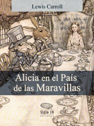 Alicia en el País de las Maravillas (Translated)