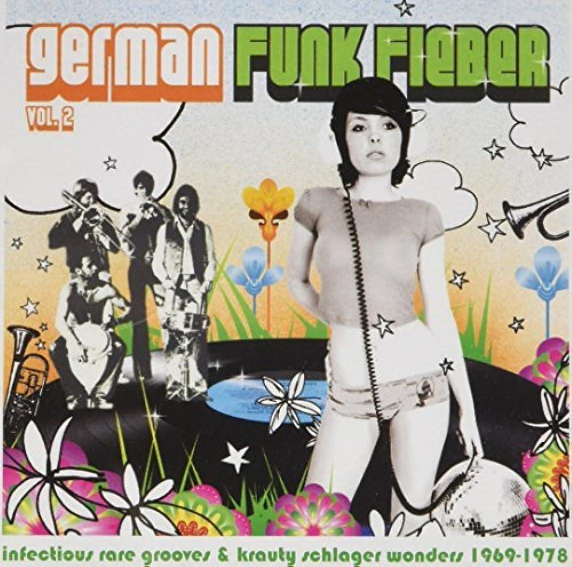 German Funk Fieber Vol.2 by Various Artists (2008-10-31)