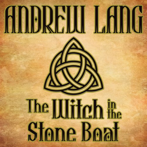 The Witch in the Stone Boat audiobook cover art