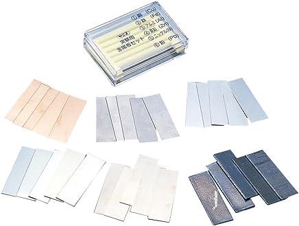 実験用金属板セット6種各5枚組