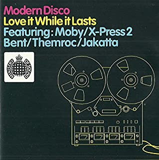Nonstop-DJ Mix incl. Jam For The Ladies (Compilation CD, 14 Tracks)